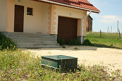 Автономна каналізація для приватного будинку з 4 проживаючими