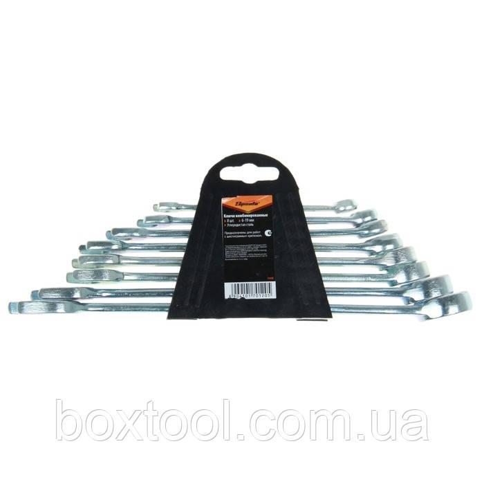 Набор ключей комбинированных 6-19 мм Sparta 154605