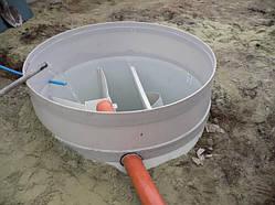 Встановлення автономної каналізації