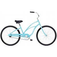"Велосипед женский 26"" ELECTRA Cruiser 1 Ladies, Blue"
