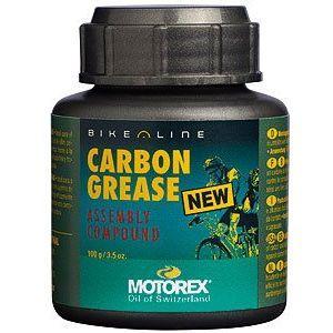 Смазка Motorex Carbon Grease (303208) густая для карбоновых изделий, 100мл