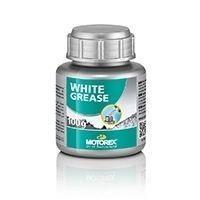 Смазка Motorex White Grease 628 (304850) густая, белая, 100мл, фото 2