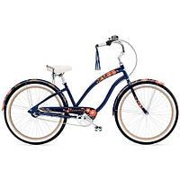 "Велосипед женский 26"" ELECTRA Hanami 3i Ladies, Blue"