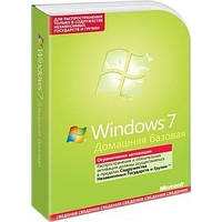 Microsoft Windows 7 Home Basic, 64-bit, Rus, SP1, OEM (F2C-00886)