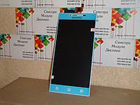 Модуль Дисплей+Сенсор Lenovo P70 ORIG черный\белый
