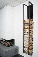 Декоративные стойки для дров.