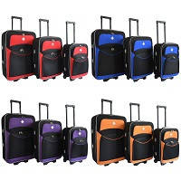 Дорожные чемоданы и сумки