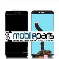 Оригинальный Дисплей (Модуль) + Сенсор (Тачскрин) для Huawei P8 Lite 2017   Nova Lite (Черный)