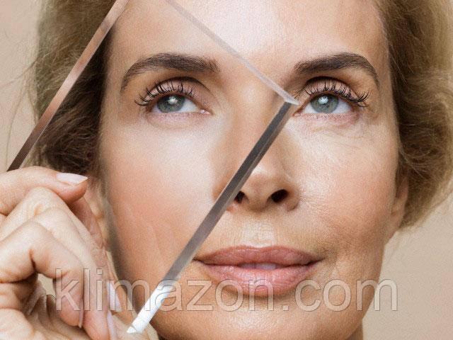 Омоложение кожи посредством стволовых клеток.