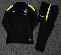 """Костюм тренировочный сборной """"Бразилии"""" Nike Brasil 2016-18"""
