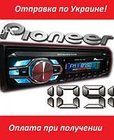 НОВИНКА 2015! Автомагнітола Pioneer 1091 читає папки