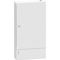Щит пластиковый MINI PRAGMA MIP12312 накладной, 36мод., белая дверь 3ряд