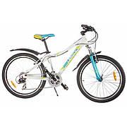"""Велосипед 24"""" Lerock RX24, белый"""