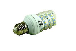 Лампочка LED LAMP E27 9W Спиральная (4024)