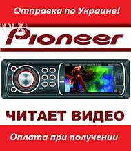 """Автомагнітола Pioneer 3012 3"""" Читає відео!"""
