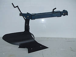 Плуг с опорным колесом для мотоблока (регулируемый)