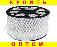 Светодиодная лента 5050 Белая 100м 220B