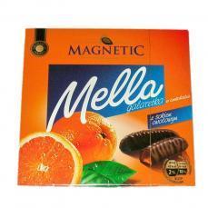 Шоколадные конфеты Magnetic Mella апельсин 190 г
