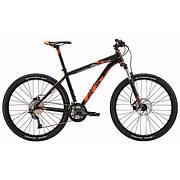 "Велосипед 27.5"" Felt 2016 7 Seventy, L 20"", matte black"