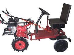 Адаптер для мотоблока (БУМ-1) с колесами в к-те