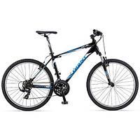 """Велосипед 26"""" Giant 2016 Revel 3, черный/синий, XL/21"""""""