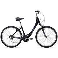 """Велосипед женский 26"""" Giant 2016 Sedona DX W, черный, S/16"""
