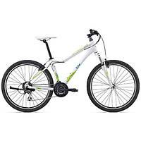 """Велосипед женский 26"""" Giant 2016 Enchant 1, белый/зеленый, S/16"""