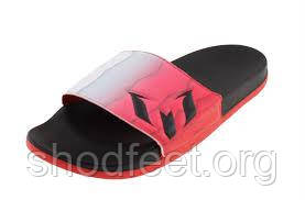 Шлепанцы Adidas Adilette Cloudfoam Plus Messi BB4528