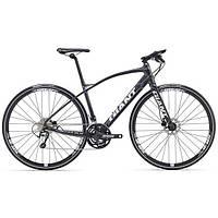 Велосипед Giant 2016 FastRoad SLR 1, черный, М/L
