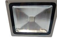 Прожектор RGB LED 20w +пульт  IP65 1LED LEMANSO