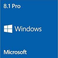 Microsoft Windows 8.1 Pro x64 Ukrainian DVD OEM (FQC-06996)