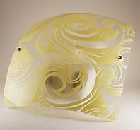 Накладной потолочный светильник для кухни в стиле Модерн 2*60Вт Vesta Light 26452