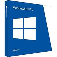 Операционная система Microsoft Windows 8.1 Pro 32-bit/64-bit Russian DVD BOX (FQC-07350)