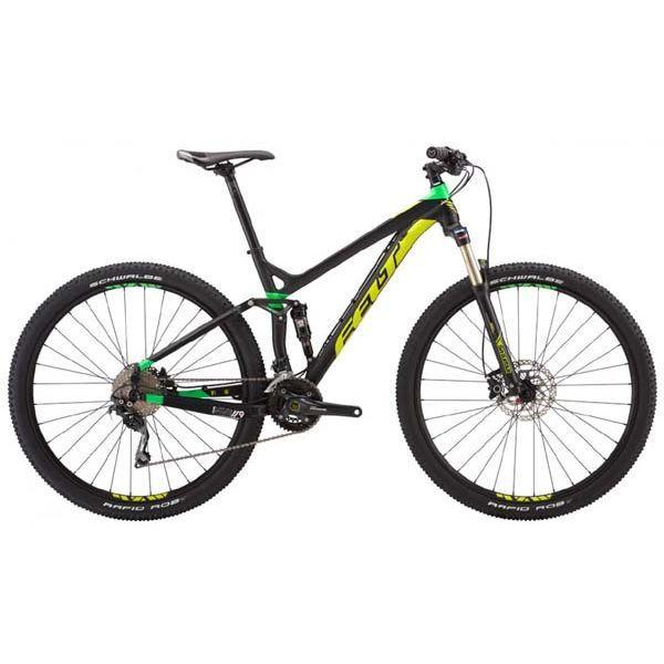 "Велосипед 29"" Felt 2016 EDICT 60, Matte Black, M 18"""