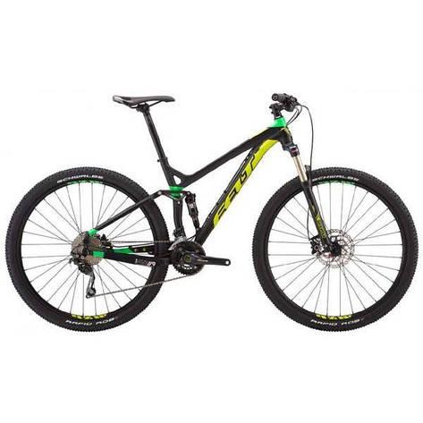 "Велосипед 29"" Felt 2016 EDICT 60, Matte Black, M 18"", фото 2"