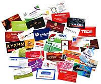 Сделать дизайн визитки