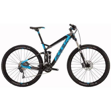 "Велосипед 29"" Felt 2016 VIRTUE 60, Matte Black, M 18"", фото 2"