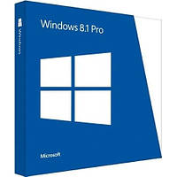 Microsoft Windows 8.1 Pro 32-bit/64-bit Russian DVD BOX (FQC-07350)