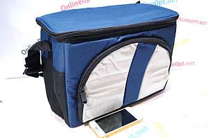 Тэрмо сумка  на 9л с батареей холода 377А на змейке