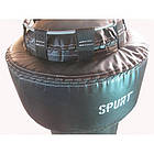Боксерский мешок апперкотный Spurt Силуэт, фото 6