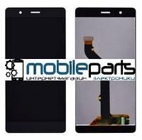 Оригинальный Дисплей (Модуль) + Сенсор (Тачскрин) для  Huawei P9 (Черный)