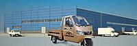 ГЕРКУЛЕС J7-S1 250 (Комплектация базовая 1 (Кузов 2200х1400 колеса 5.00-12, редуктор)