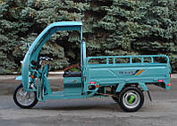 ГЕРКУЛЕС ЭЛЕКТРО R (Козырек)  (60V/1000W) (Кузов 1500×1000×860, редуктор)