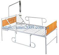 Кровать медицинская функциональная  2-х секционная Бюджет для лежачих больных и больных после инсульта
