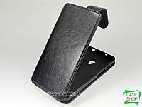 Откидной чехол из натуральной кожи для Asus ZenFone 5