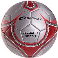 Футбольный мяч Spokey Velocity Spear (original) №5, 5 размер