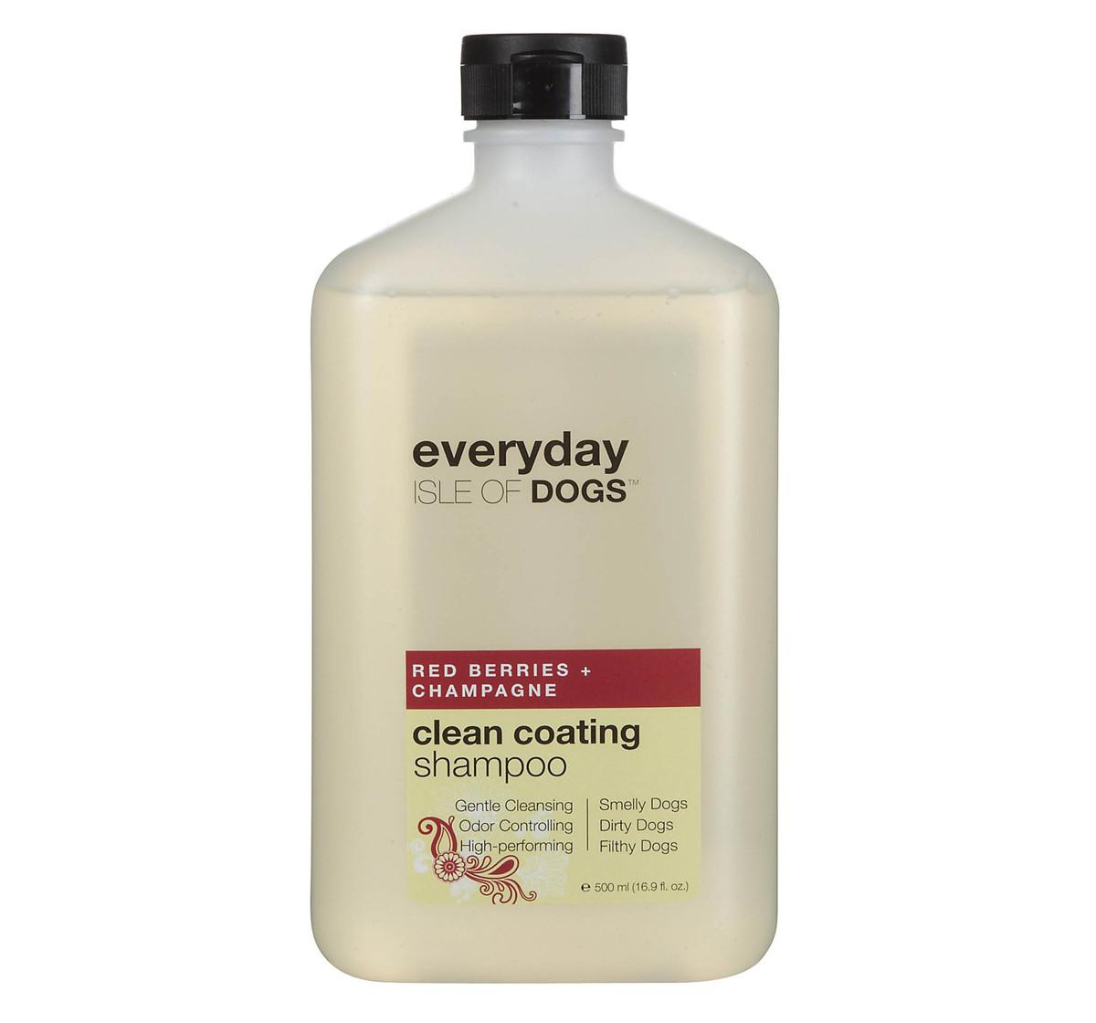 Шампунь CLEAN COATING ISLE OF DOGS ежедневный шампунь для очистки шерсти