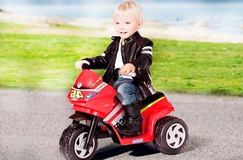 Стоит ли покупать детский электромотоцикл?