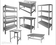 Изделия из нержавеющей стали, металлические изделия.