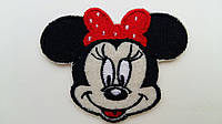 Нашивка Мини Маус (Mini Mouse)